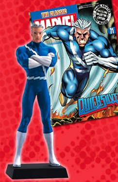 Marvel Super Heros 071 : Quicksilver