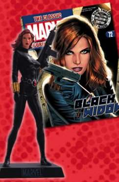 Marvel Super Heros 072 : Black widow