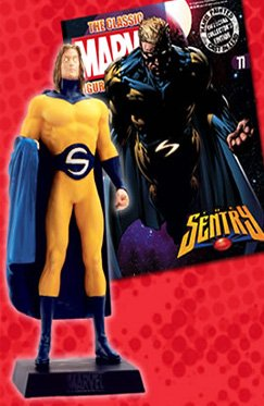 Marvel Super Heros 077 : Sentry