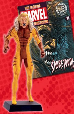 Marvel Super Heros 084 : Sabretooth