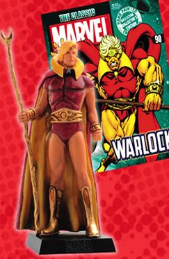 Marvel Super Heros 090 : Adam Warlock