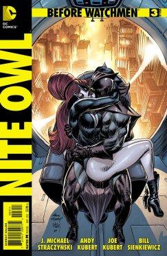Before Watchmen : Nite Owl # 3