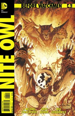 Before Watchmen : Nite Owl # 4