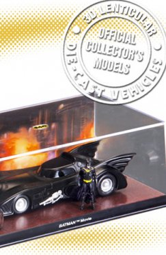 Batman Automobilia : Issue # 01 Batman The Movie