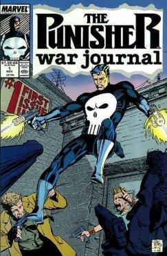 Punisher War Journal # 01-15
