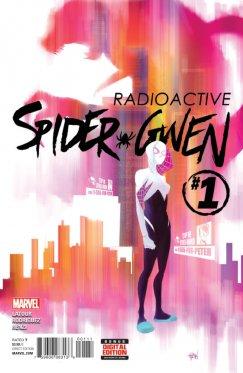 Radioactive Spider Gwen # 1