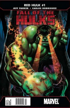 Fall of the Hulks : Red Hulk # 1