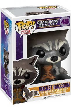 Funko PoP : Rocket Raccoon