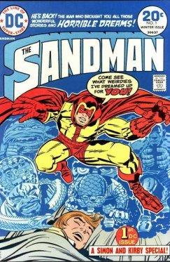 The Sandman # 01