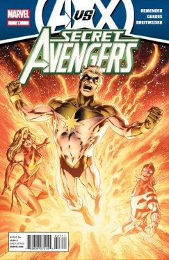Secret Avengers # 27