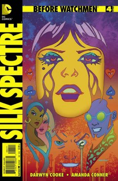 Before Watchmen : Silk Spectre # 4