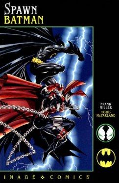 Spawn Batman # 01
