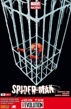 Spider-Man vol 3 # 07 variant