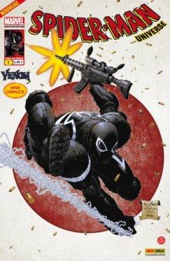 Spider-Man Universe # 01