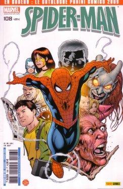Spider-Man # 108