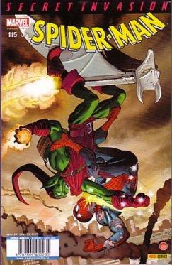 Spider-Man # 115