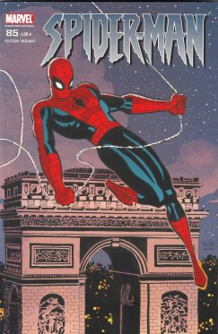 Spider-Man # 085 Variant Tim Sale