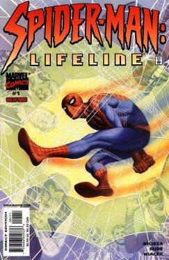 Spider-Man Lifeline # 1-3