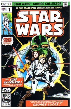 Star Wars Comic Collector # 1