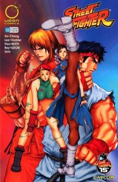 Street Fighter # 10