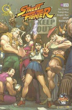 Street Fighter # 11