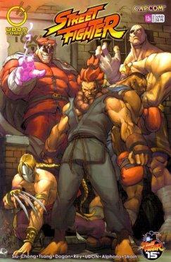 Street Fighter # 12