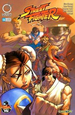 Street Fighter # 14