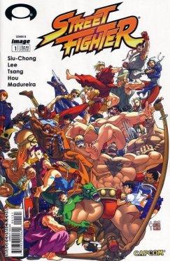 Street Fighter # 01
