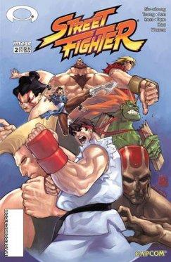 Street Fighter # 02