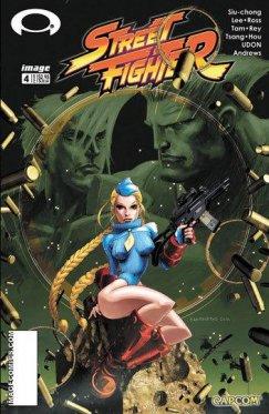 Street Fighter # 04
