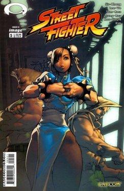 Street Fighter # 05