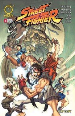 Street Fighter # 08
