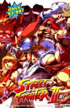 Street Fighter II # 00
