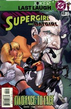 Supergirl # 63