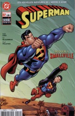 Superman # 02