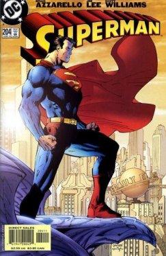Superman # 204