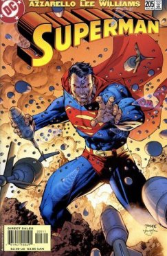 Superman # 205