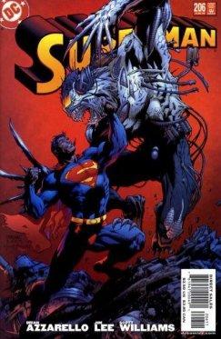Superman # 206
