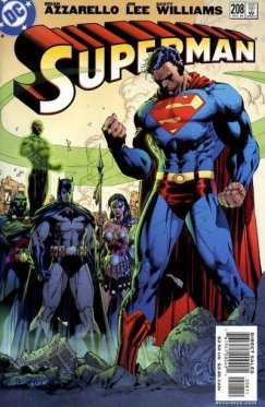 Superman # 208