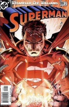 Superman # 209