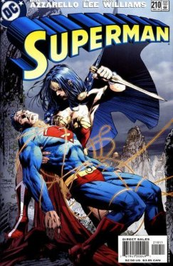 Superman # 210