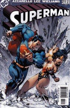 Superman # 211