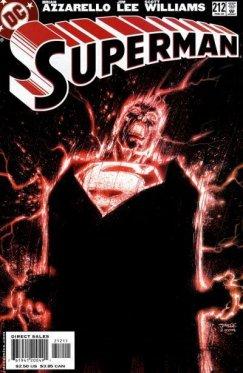 Superman # 212