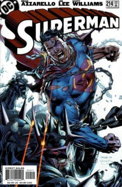 Superman # 214