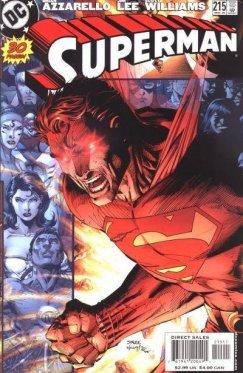 Superman # 215