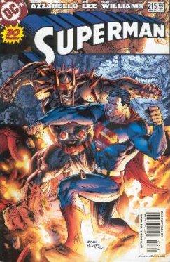 Superman # 215 Variant