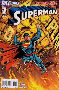Superman vol 2 # 01