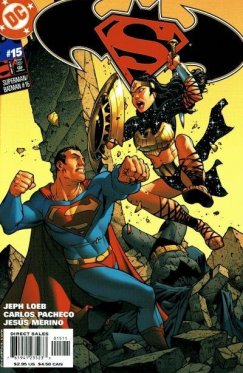 Superman Batman # 15