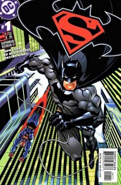 Superman Batman # 01 Variant
