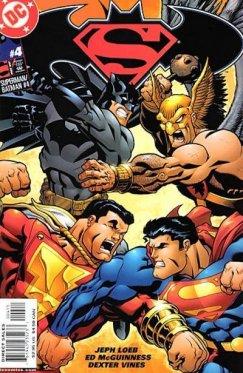 Superman Batman # 04